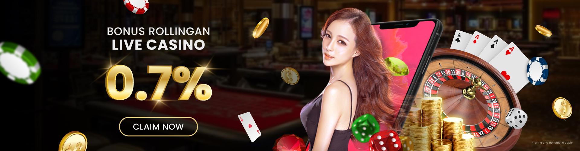 Daftar Slot Casino Online Deposit Pulsa